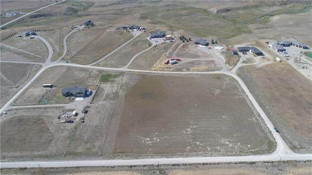 3.83 Acres Acres, Welling, AB T0K 2N0 (#LD0177738) :: Redline Real Estate Group Inc