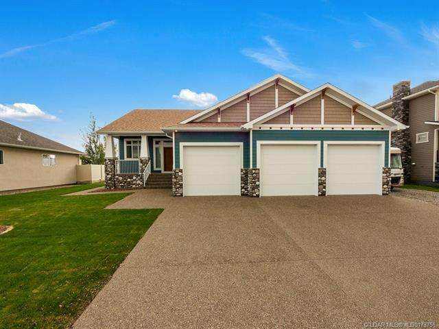 228 Prairie Rose Place S, Lethbridge, AB T1K 5V7 (#LD0179758) :: Canmore & Banff