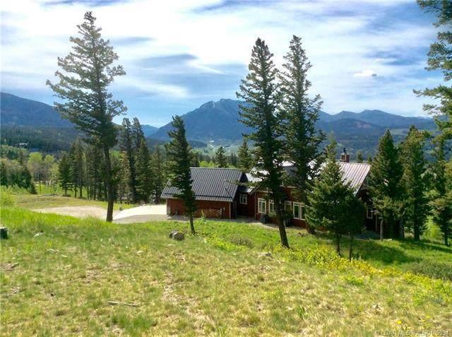 41 Kananaskis Way, Rural Crowsnest Pass, AB T0K 0M0 (#LD0185094) :: Canmore & Banff