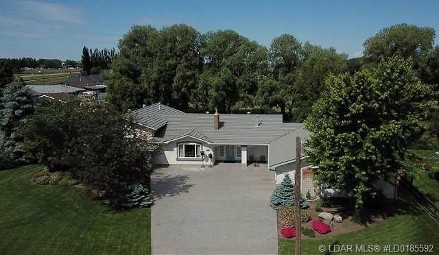 904 Heritage Road N, Barnwell, AB T0K 0B0 (#LD0185592) :: Calgary Homefinders