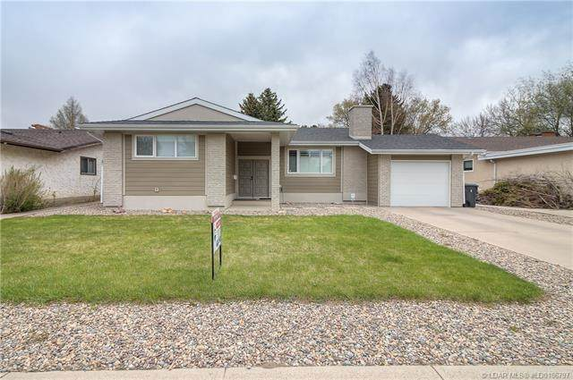34 Honeysuckle Road N, Lethbridge, AB T1H 4J9 (#LD0186797) :: Canmore & Banff