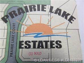 9 Prairie Lake Terrace, Taber, AB T1G 0E7 (#LD0188232) :: Redline Real Estate Group Inc