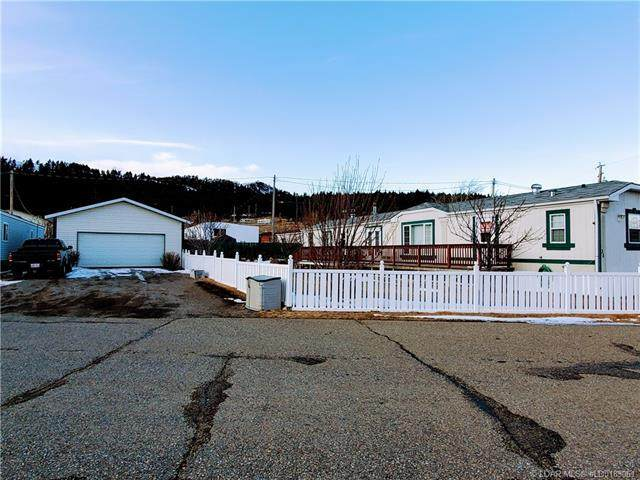 6101 20 Avenue #35, Rural Crowsnest Pass, AB T0K 0M0 (#LD0189061) :: Canmore & Banff