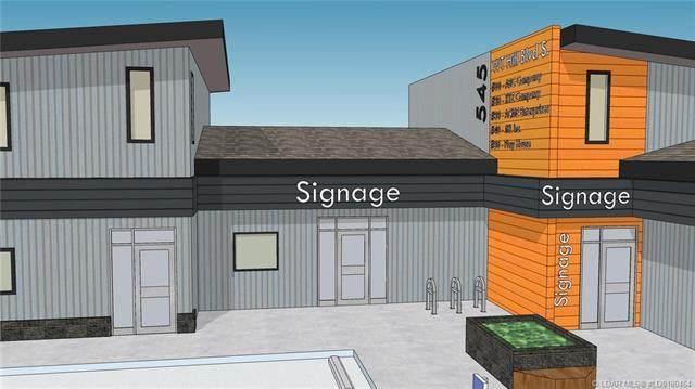 545 Wt Hill Boulevard S #20, Lethbridge, AB T1J 1Y6 (#LD0189464) :: Redline Real Estate Group Inc