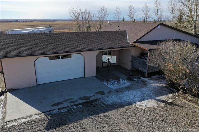 272039 Twp Rd 91, Fort Macleod, AB T0L 0Z0 (#LD0190456) :: Canmore & Banff