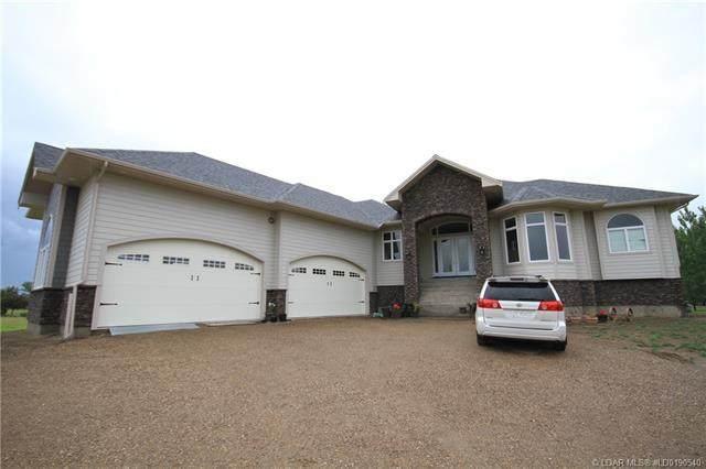 8 Grasslands Road, Taber, AB T1G 2C8 (#LD0190540) :: Redline Real Estate Group Inc