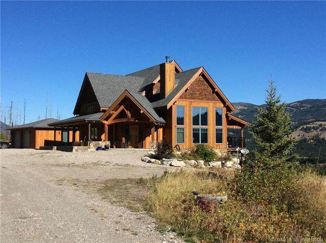 110 Adanac Heights, Rural Crowsnest Pass, AB T0K 1C0 (#LD0190654) :: Redline Real Estate Group Inc
