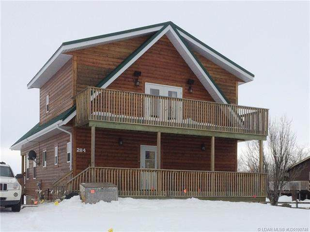 284 2 Street NW, Glenwood, AB T0K 2R0 (#LD0190748) :: Canmore & Banff