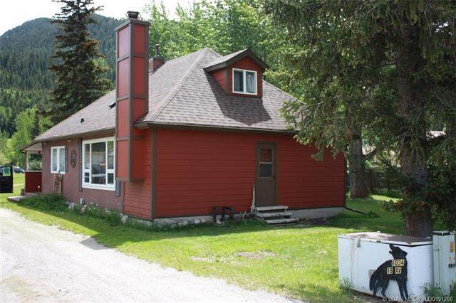 6034 16 Avenue, Rural Crowsnest Pass, AB T0K 0M0 (#LD0191200) :: Canmore & Banff