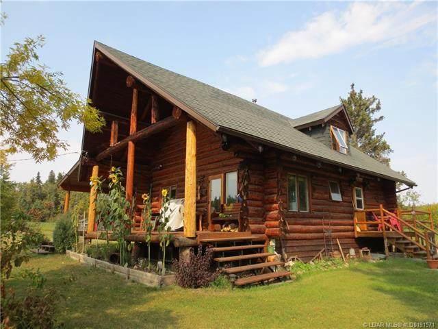 543002 Range Road 104, Morecambe, AB T0B 4K0 (#LD0191571) :: Canmore & Banff
