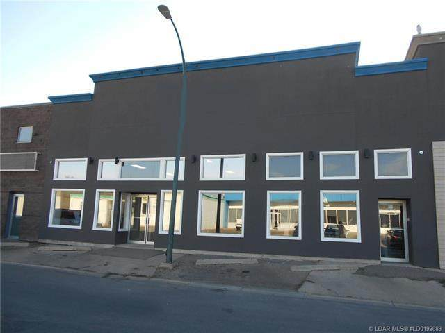 231 & 235 12B Street N, Lethbridge, AB T1H 2K8 (#LD0192083) :: Canmore & Banff