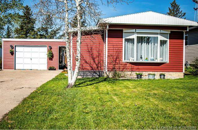20 Willow Road W, Claresholm, AB T0L 0T0 (#LD0193840) :: Canmore & Banff