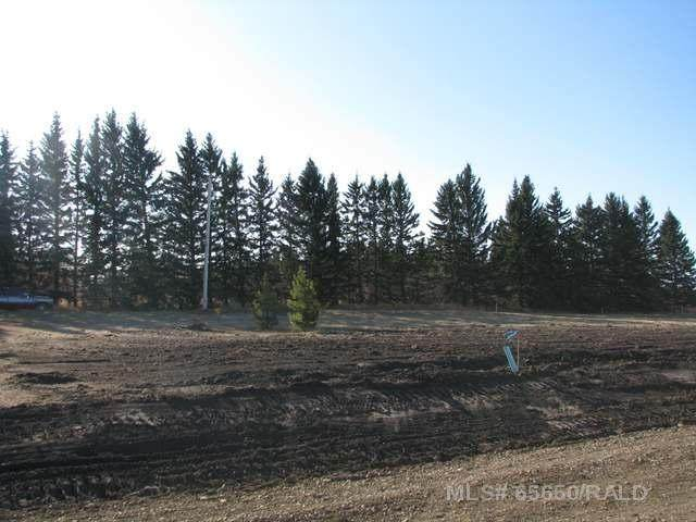 67 F 1ST A AVENUE, Dewberry, AB T0B 1G0 (#LL65650) :: Canmore & Banff