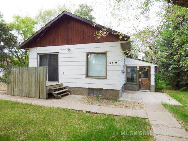 5212 52ND AVENUE, Provost, AB T0B 3S0 (#LL66126) :: Canmore & Banff