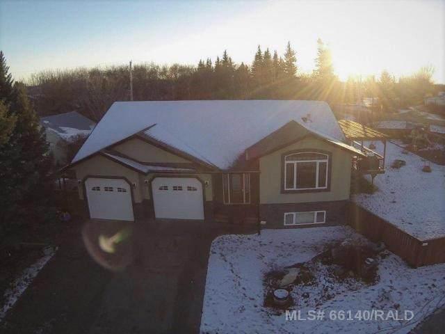 5227 50A AVENUE, Amisk, AB T0B 0B0 (#LL66140) :: Canmore & Banff