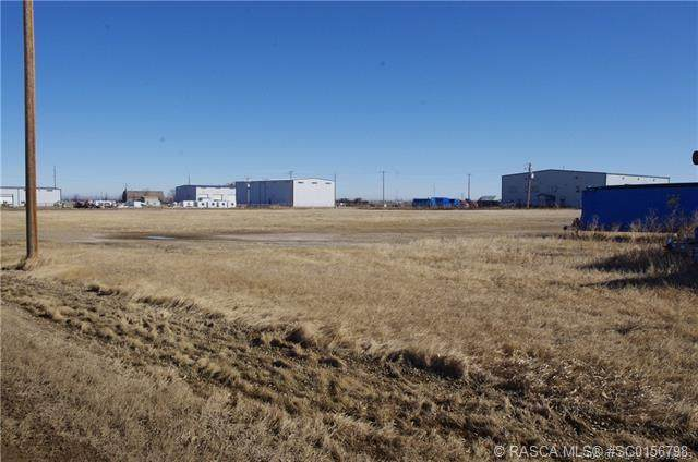 Lot 1 Martin Industrial Acres, Brooks, AB T1R 1C4 (#SC0156798) :: Western Elite Real Estate Group