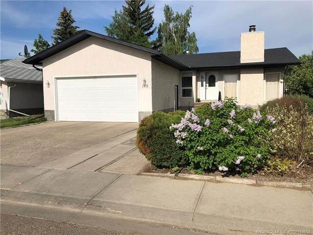 143 Winkler Drive, Hanna, AB T0J 1P0 (#SC0158054) :: Redline Real Estate Group Inc