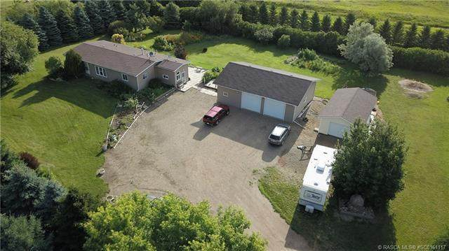 190019 Rr 142 Road #13, Rural Newell County, AB T1R 1C6 (#SC0161117) :: The Cliff Stevenson Group