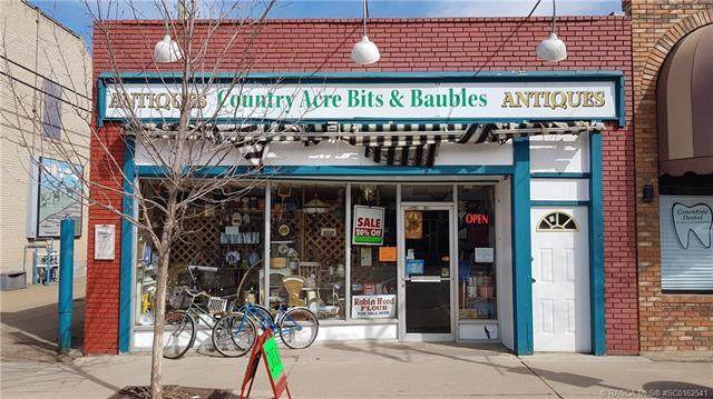 338 Centre Street, Drumheller, AB T0J 0Y0 (#SC0162541) :: Canmore & Banff
