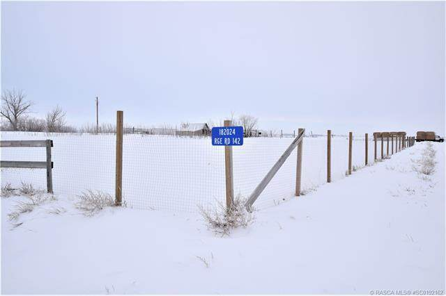 182024 Rr 142, Rural Newell County, AB T1R 1C6 (#SC0192162) :: Calgary Homefinders
