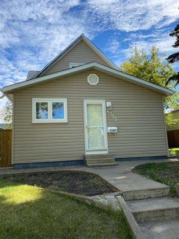4713 55 Street, Camrose, AB T4V 2B5 (#A1029682) :: Canmore & Banff