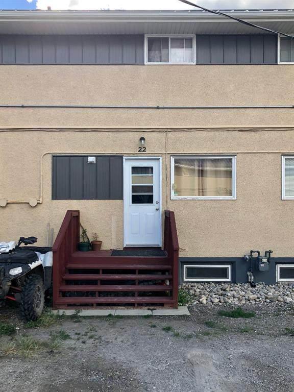 126 Hardisty Avenue #22, Hinton, AB T7V 1B6 (#A1031993) :: Canmore & Banff