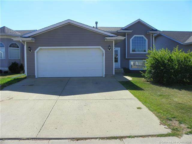 13 Lansbury Close, Lacombe, AB T4L 1V1 (#A1039860) :: Canmore & Banff