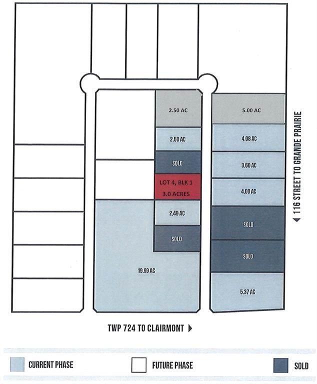 Part of Se 28-72-6-W6, Clairmont, AB T0H 0W0 (#A1046294) :: Team Shillington | eXp Realty