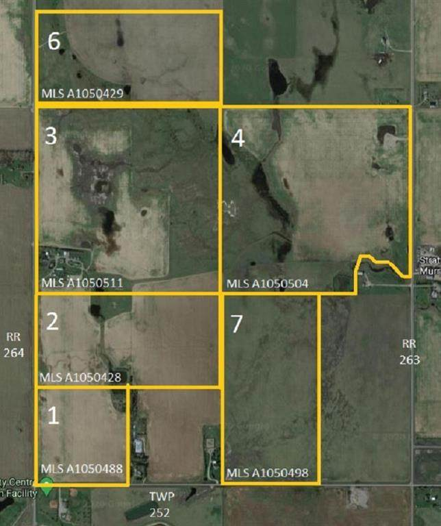 W4R26T25S16QNE Range Road 264 Range - Photo 1