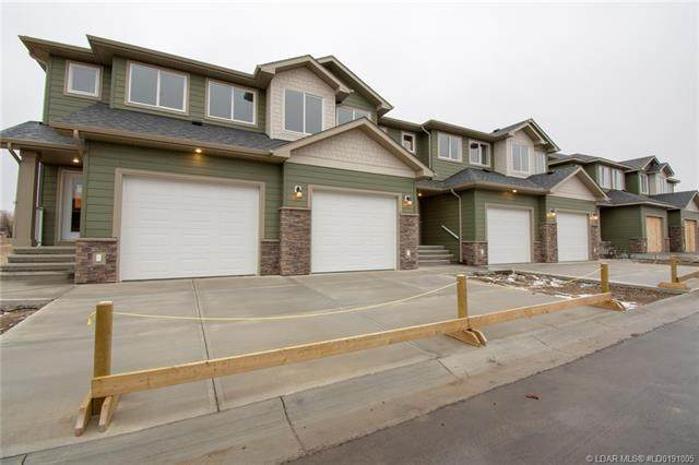 1576 Stafford Drive N #2, Lethbridge, AB T1H 2C5 (#A1072345) :: Calgary Homefinders