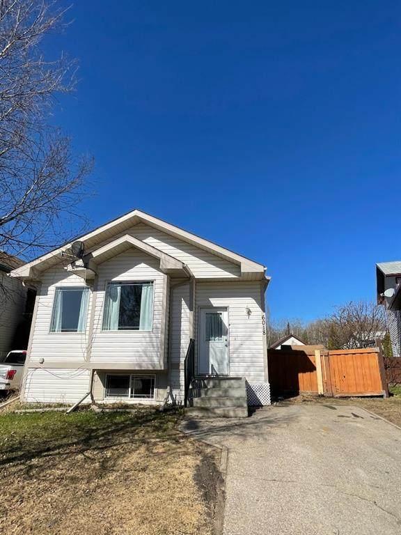 6018 90B Street, Grande Prairie, AB T8W 2N5 (#A1099182) :: Calgary Homefinders