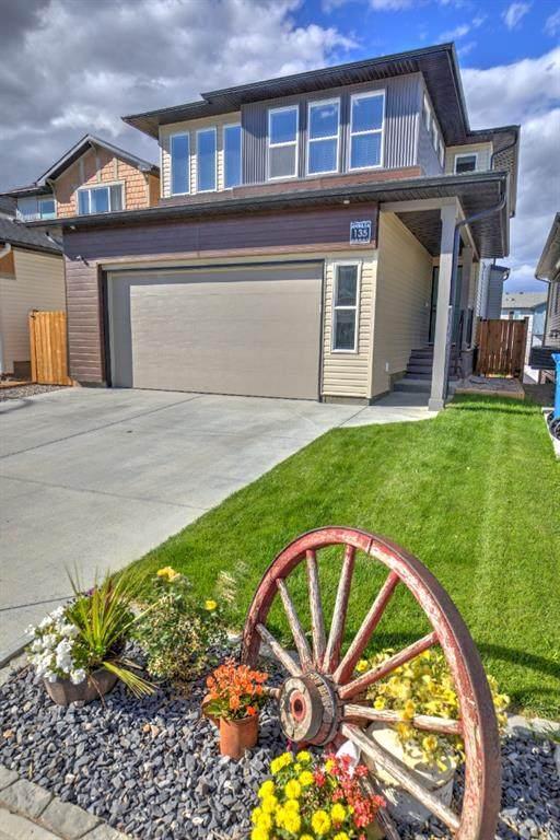 135 Greywolf Road N, Lethbridge, AB T1H 7G5 (#A1143646) :: Calgary Homefinders