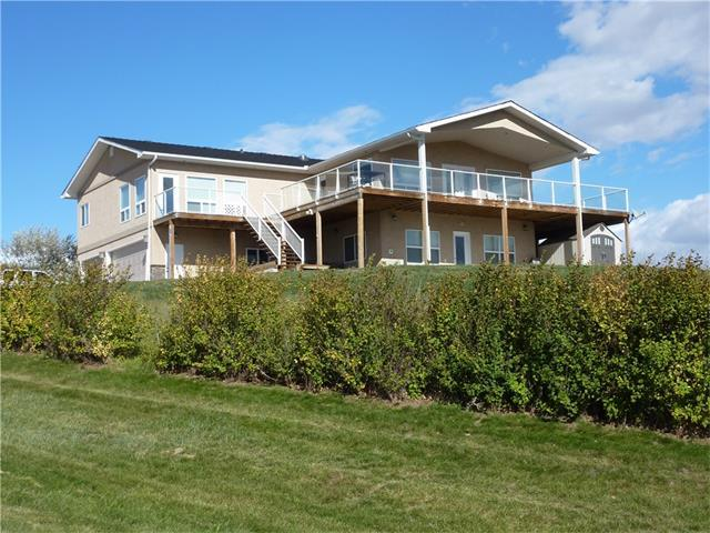 145 Vista Crescent, Rural Vulcan County, AB T0L 2B0 (#C4086346) :: The Cliff Stevenson Group
