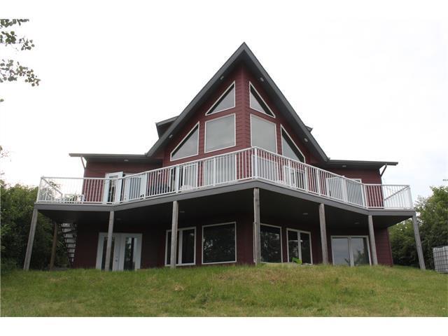 153 Hill Close, Rural Stettler County, AB T0C 2L0 (#C4091363) :: Redline Real Estate Group Inc