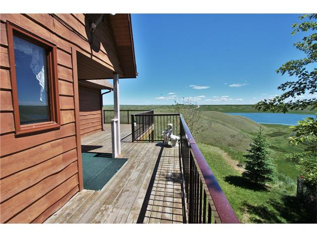 22 Lake Mcgregor Drive, Rural Vulcan County, AB T0L 2B0 (#C4096394) :: The Cliff Stevenson Group