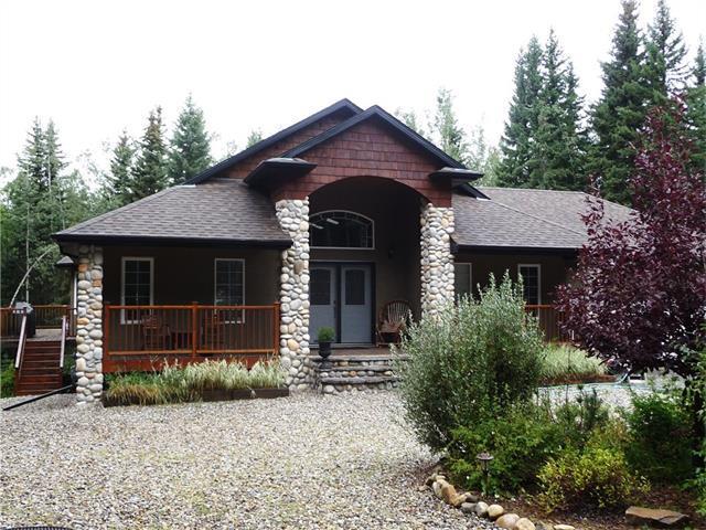 13 (#7 Blue Sign) Blackbear Ridge Estates, Rural Mountain View County, AB T0M 2E0 (#C4099824) :: The Cliff Stevenson Group