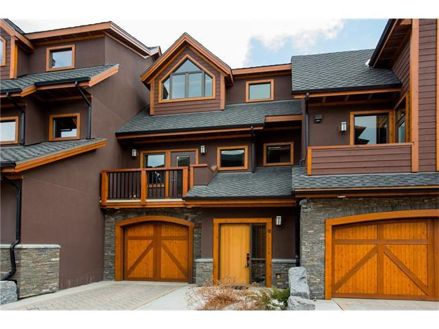 22 Streamside Lane, Canmore, AB T1W 0J2 (#C4099849) :: Canmore & Banff