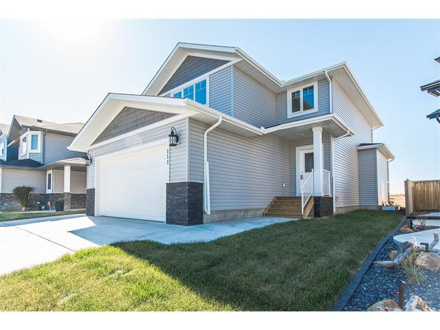 111 Hamptons Common NE, High River, AB T1V 0B1 (#C4111233) :: Canmore & Banff