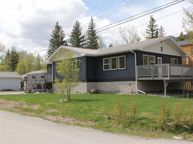1 Pigeon Mountain Drive, Exshaw, AB T0L 2C0 (#C4118763) :: Canmore & Banff