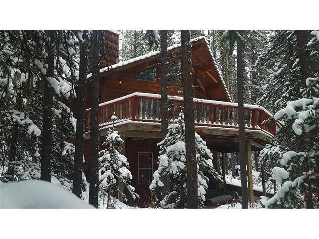 26 Lakeshore Drive, Rural Kananaskis I.D., AB T0L 0H0 (#C4121078) :: Canmore & Banff