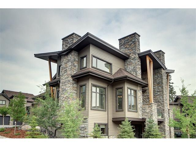 117 Riva, Canmore, AB T1W 3L4 (#C4130490) :: Canmore & Banff