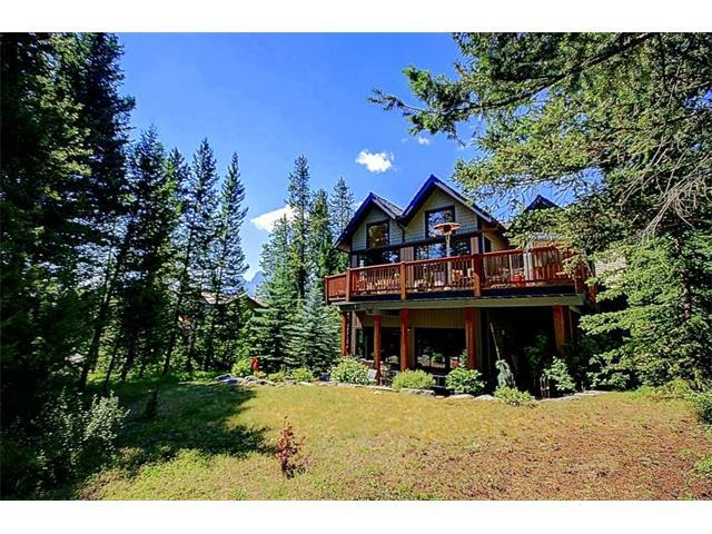 27 Blue Grouse Ridge, Canmore, AB T1W 1L5 (#C4130774) :: Canmore & Banff