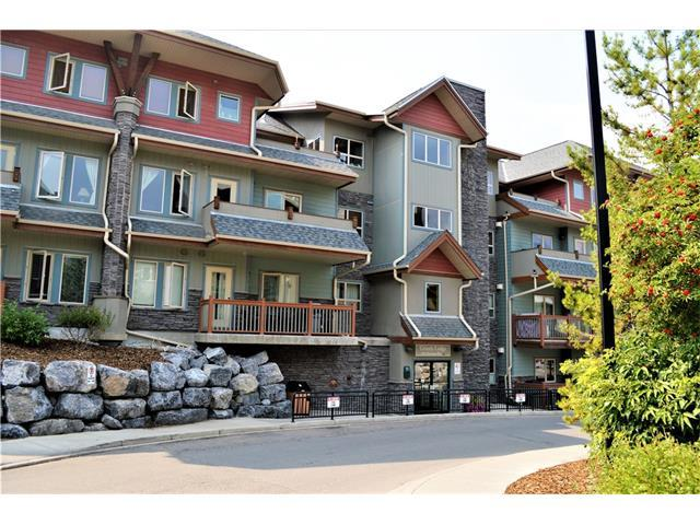 101 Montane Road #220, Canmore, AB T1W 3J2 (#C4131586) :: Canmore & Banff