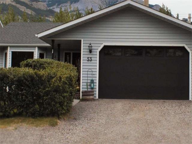 53 Windridge Road, Exshaw, AB T0L 2C0 (#C4132112) :: Canmore & Banff
