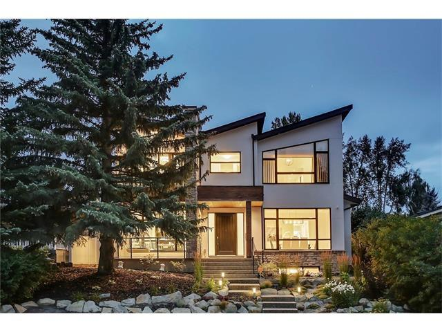 3211 Collingwood Drive NW, Calgary, AB T2L 0R7 (#C4133024) :: The Cliff Stevenson Group
