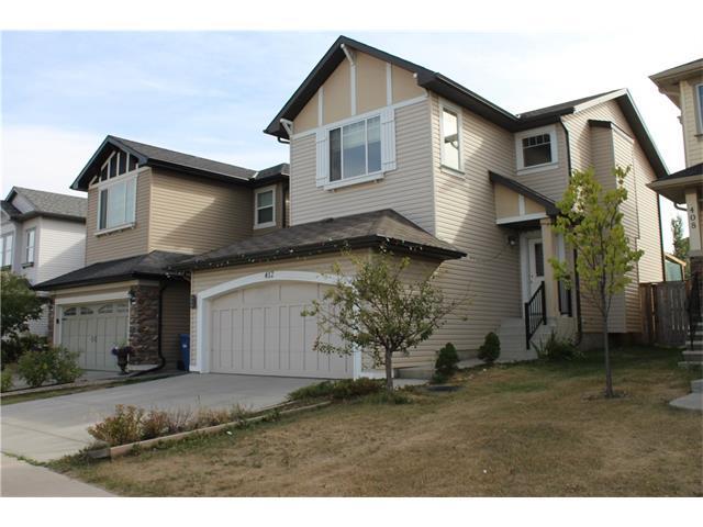 412 New Brighton Drive SE, Calgary, AB T2Z 0J6 (#C4135620) :: The Cliff Stevenson Group