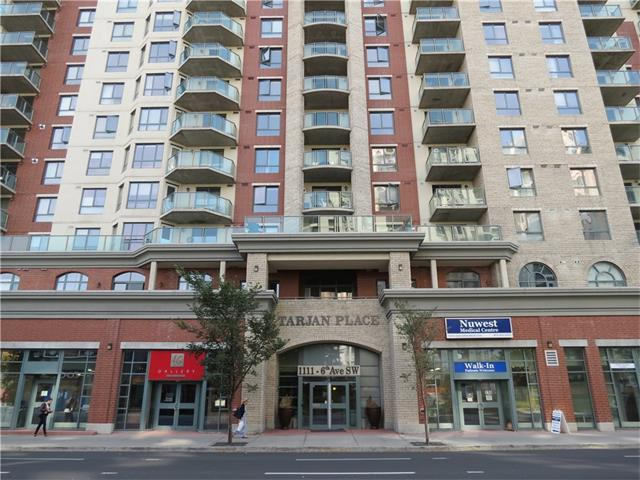 1111 6 Avenue SW #1902, Calgary, AB T2P 5M5 (#C4135957) :: Redline Real Estate Group Inc
