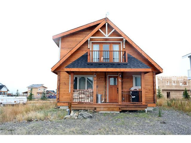 323 Cottageclub Way, Rural Rocky View County, AB T4C 1B1 (#C4139373) :: Redline Real Estate Group Inc