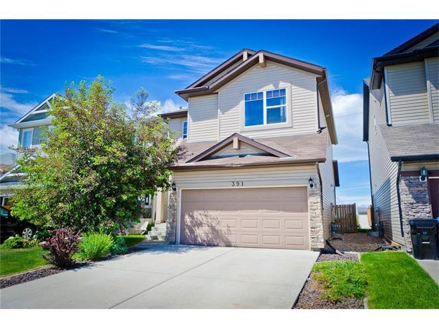 391 Tuscany Ridge Heights NW, Calgary, AB T3L 3B6 (#C4139493) :: The Cliff Stevenson Group