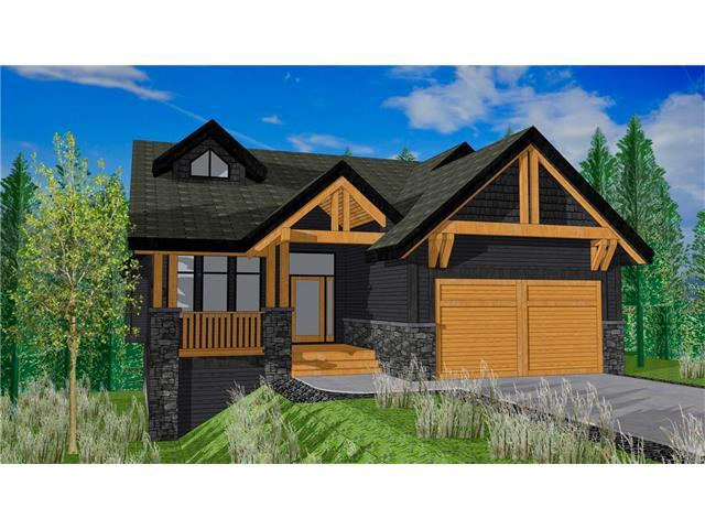206 Benchlands Terrace, Canmore, AB T1W 1G1 (#C4140593) :: Canmore & Banff